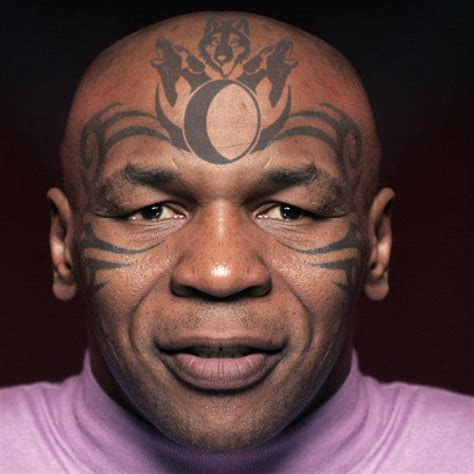 tyson face tattoo 100 s of mike tyson design ideas picture gallery
