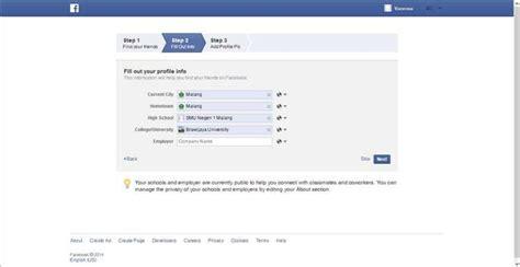 cara membuat akun facebook baru melalui handphone cara membuat akun facebook baru dari awal untuk pemula