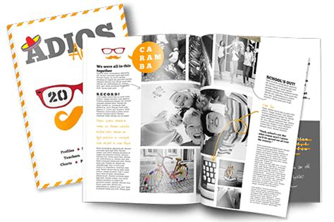 design a magazine online how to make a magazine for a school project online