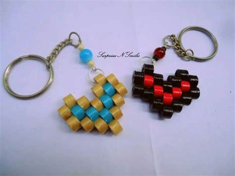 How To Make A Paper Keychain - 82 best images about paper quilling key chains on