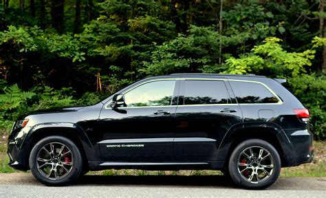 blue jeep grand cherokee srt8 capsule review 2014 jeep grand cherokee srt8 24 cars