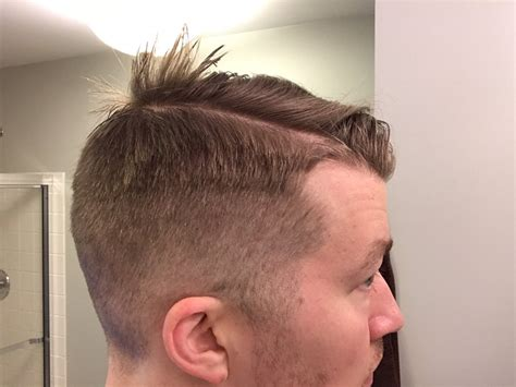 blended hair styles blended hair styles worst blended haircut a fade is the