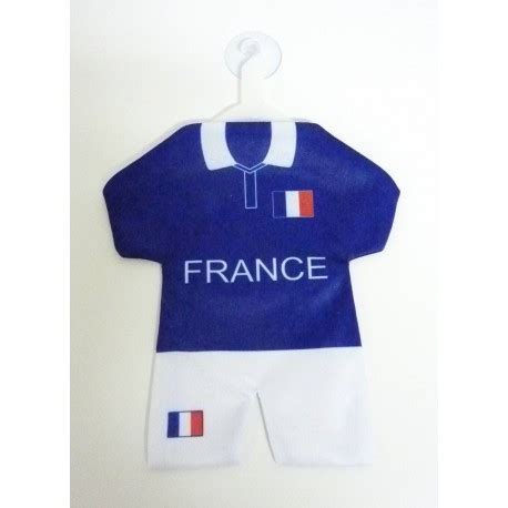 porte fanion voiture mini maillot voiture decoration supporters club de