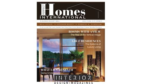high end home design magazines 100 interior design magazines every design lover should know