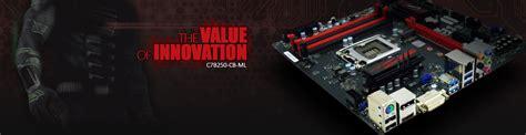 Motherboard Micro Mbd C7b250 Cb Ml O supero c7b250 cb ml business micro atx motherboard