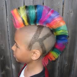 boys colored 45 marvelous ways to wear mohawk haircut find yours
