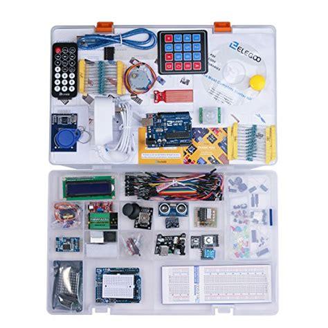 Termurah Arduino Uno R3 Bonus Usb Cable elegoo el kit 001 uno r3 project complete starter kit with tutorial for arduino 63 items buy