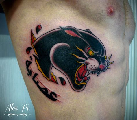 traditional panther tattoo 84 traditional panther tattoos ideas with meaning