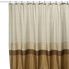 kas curtains kas romana fabric shower curtain bed bath beyond
