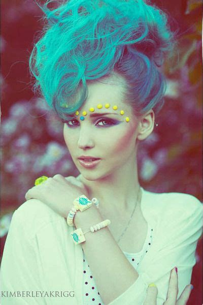 how to style carnival hair turquoise hair beauty pinterest
