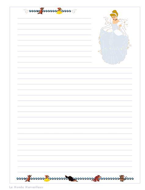 Lettre De Désengagement Free Papier A Lettre Decore A Imprimer