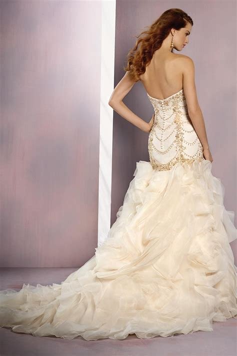 Ariel Wedding Dress from Alfred Angelo Disney Fairy Tale