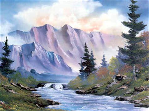 bob ross painting new smyrna paisajes bob ross
