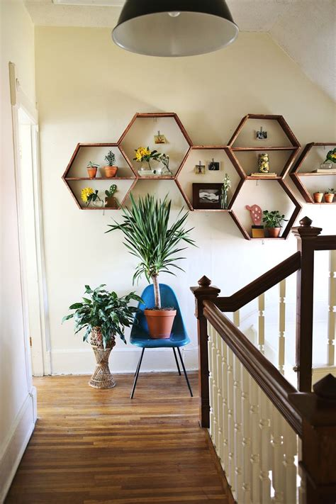 home interior shelves 22 fabulous ways to use honeycomb patterns in home decor