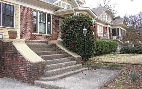 atlanta midtown whole home renovation porch advice