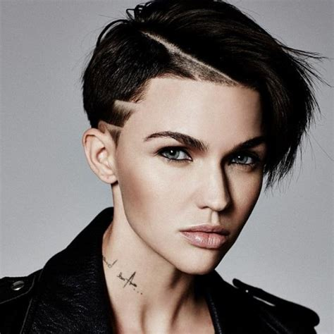 how to do ruby roses haircut 20 best collection of ruby rose short hairstyles