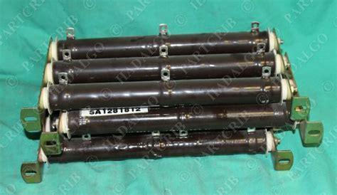 resistor bank brake braking 30000 ohm milwaukee new partcrib