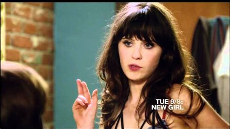 bad in bed new girl 1x08 bad in bed promo hd youtube