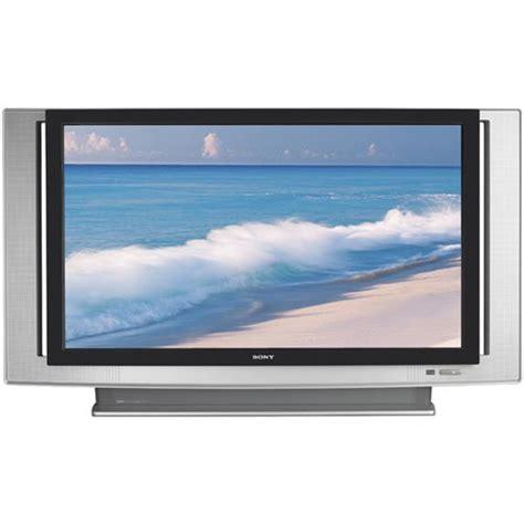 Sony Wega Tv L Light by Sony Grand Wega Tm Sxrd 50 Quot Rear Projection Tv Kds