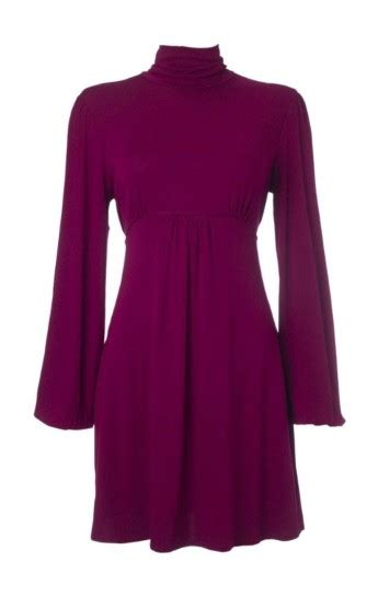 Ve Tunic By Anty S Shop dorothy perkins s fuchsia polo neck tunic is worn