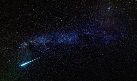 draconid meteor shower how to spot one of the