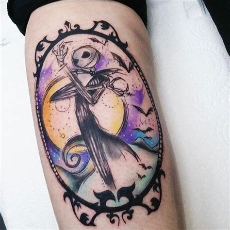 the nightmare before christmas tattoo designs best 25 nightmare before ideas on