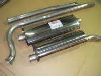 Mgb Exhaust System Replacement Exhaust Parts For Mg