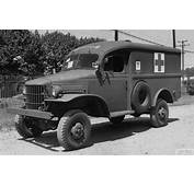 Dodge WC9 Ambulancejpg  Wikimedia Commons