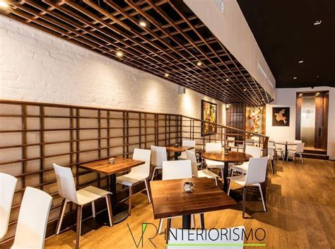 diseno  decoracion de interiores de restaurantes