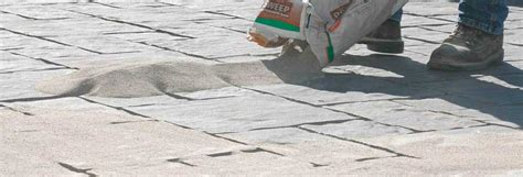 Patio Jointing Sand by Polymeric Sand Calculator Find How Much Jointing Sand Is