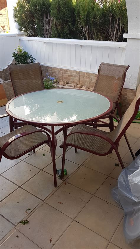 Buy Garden Table And Chairs For Sale Garden Table And 4 Chairs Buy And Sell Items