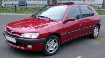 Peugeot 306 Spec 1998 Peugeot 306 Sedan Pictures Information And Specs