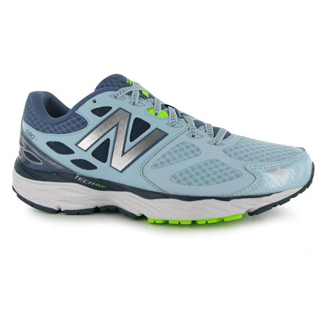 new sports shoes new balance womens w680v3 running shoes lace up