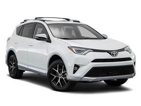Www Toyota Compare The 2016 Toyota Rav4 Vs 2016 Chevrolet Trax