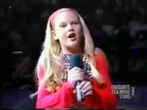 taylor swift star spangled banner age 11 taylor swift youtube