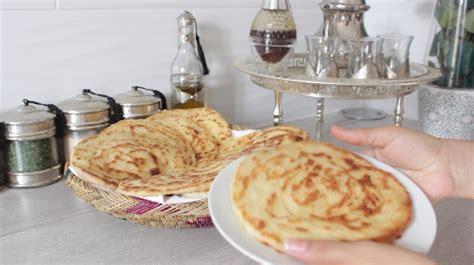cuisine marocaine facile ramadan sp 233 cial ramadan recette meloui facile msemen