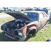1978 AMC Concord Parts Car 1