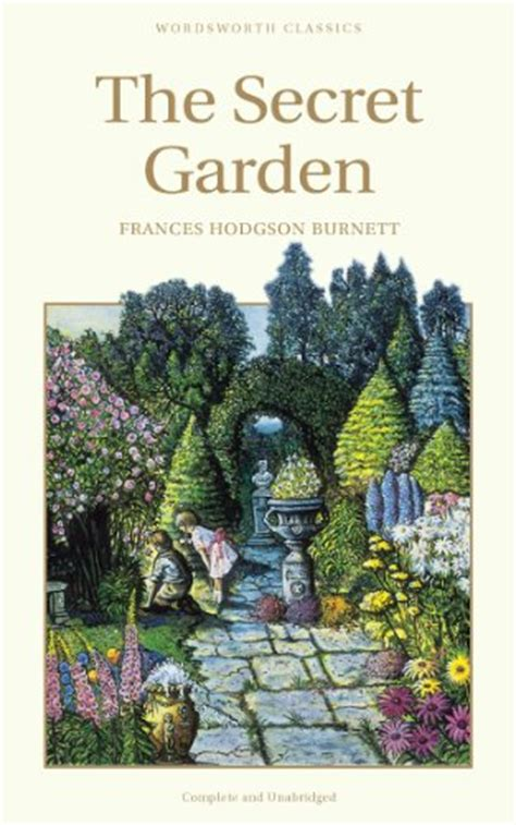 the garden books the secret garden by frances hodgson burnett