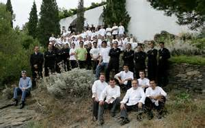 For chef ferran adri 224 feeding the cooks and servers at his famed