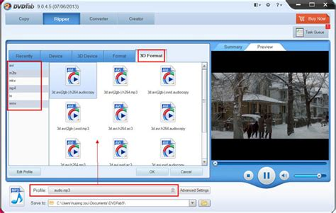 format video cd how to rip and convert 2d dvd to 3d video
