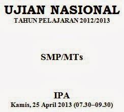 Trik Taklukkan Un Ujian Nasional Untuk Smp Mts 2018 Bonus Cd pencarian pada label soal un smp mts soal