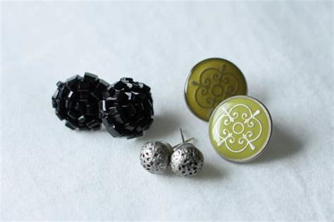 Easy Handmade Earrings - unique handmade earrings handmade earring ideas make