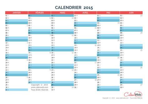 a4 2015 year planner printable south africa calendrier semestriel ann 233 e 2015 planning semestriel