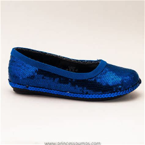 royal blue sequin dress shoes from princess pumps