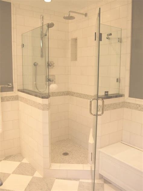 Corner Showers For Small Bathrooms by Corner Shower Bathroom Designs
