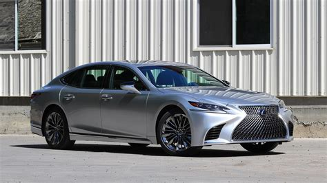 lexus ls 2018 lexus ls 500 drive continuing to evolve luxury