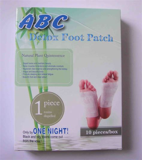 Best Detox Patches by Abc Detox Foot Patch Best Detox Foot Patch Herb