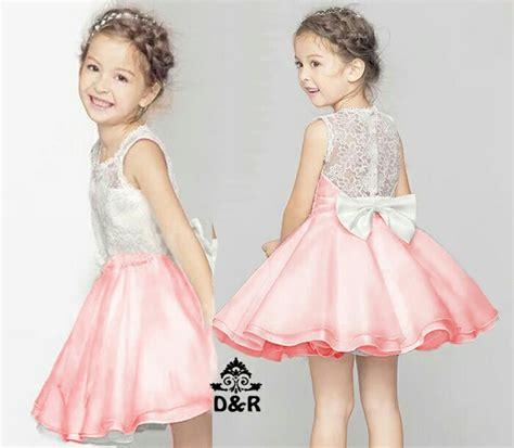 Dress Midi Anak Murah 5 baju dress pesta anak perempuan lucu cantik dan murah