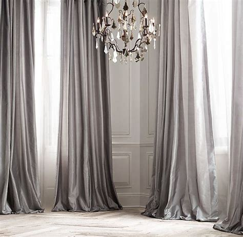 satin drapes 25 best ideas about silk curtains on pinterest pink