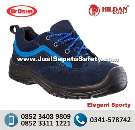 Sepatu Safety Osha toko safety shoes murah di surabaya jualsepatusafety